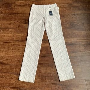 Jill Sanders made Italy light rose size 2 trousers